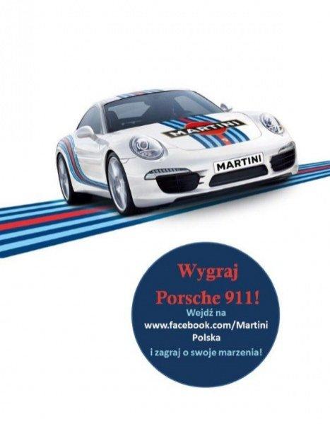Wygraj Porsche 911!