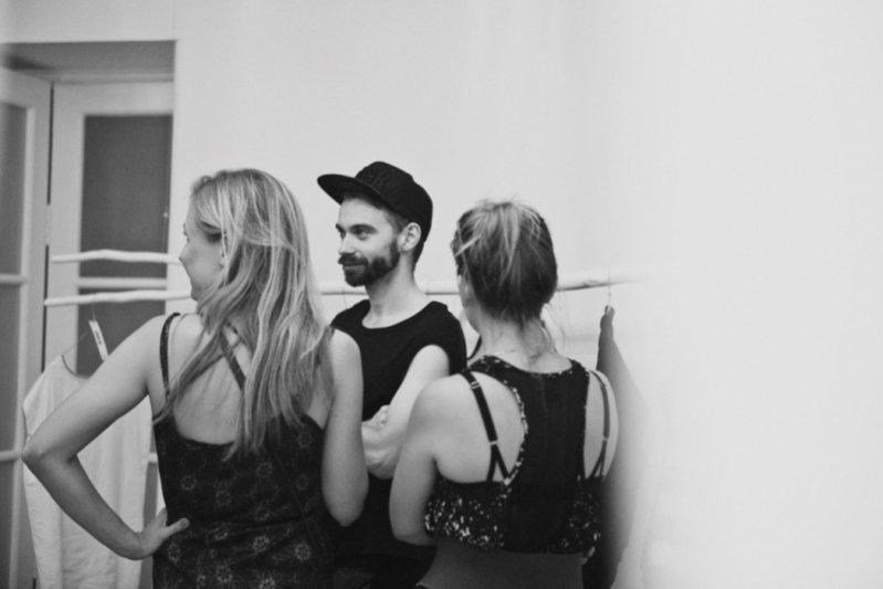 Konrad Parol i jego nowa kolekcja BOYS LEFT GIRLS RIGHT
