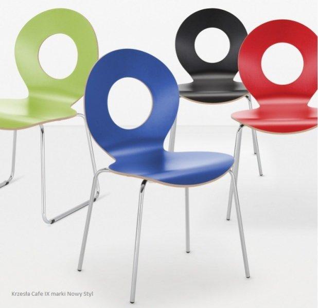 Krzesła Nowy Styl