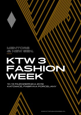 "KTW FASHION WEEK 2019 ""MENTORS & NEW GEN. NOW"""