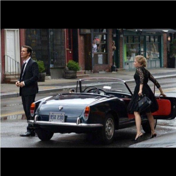 Scarlett Johansson i Matthew McConaughey za kulisami kampanii zapachu Dolce&Gabbana