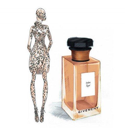 1. L'Atelier de Givenchy - nowa linia zapachów