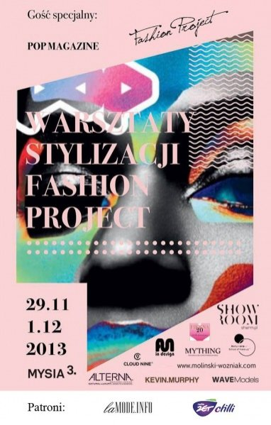 Warsztaty stylizacji Fashion Project