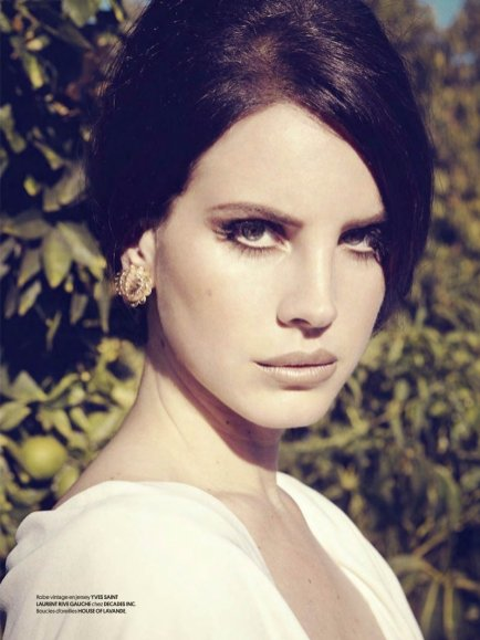 Lana Del Rey w Obession Magazine