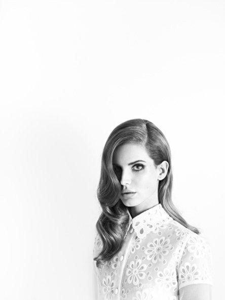 Lana Del Rey w sesji V magazine