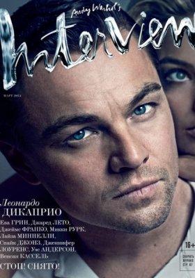 LEONARDO DICAPRIO W INTERVIEW RUSSIA – MARZEC 2014