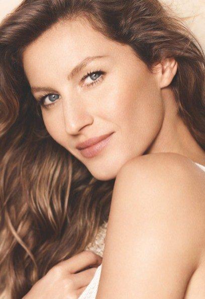 Gisele  Bündchen w kampanii Chanel Les Beiges
