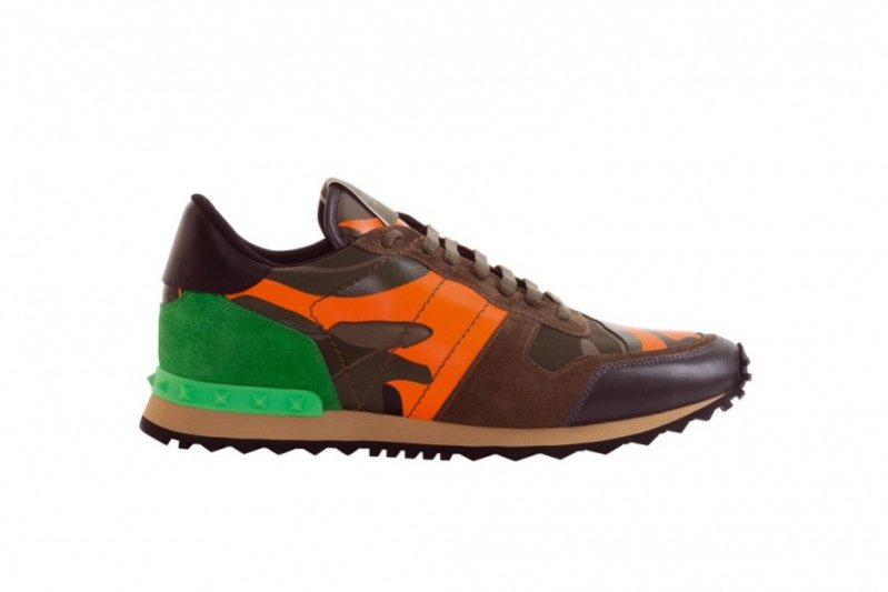 Kapsułowa kolekcja sneakersów Valentino Rockrunner