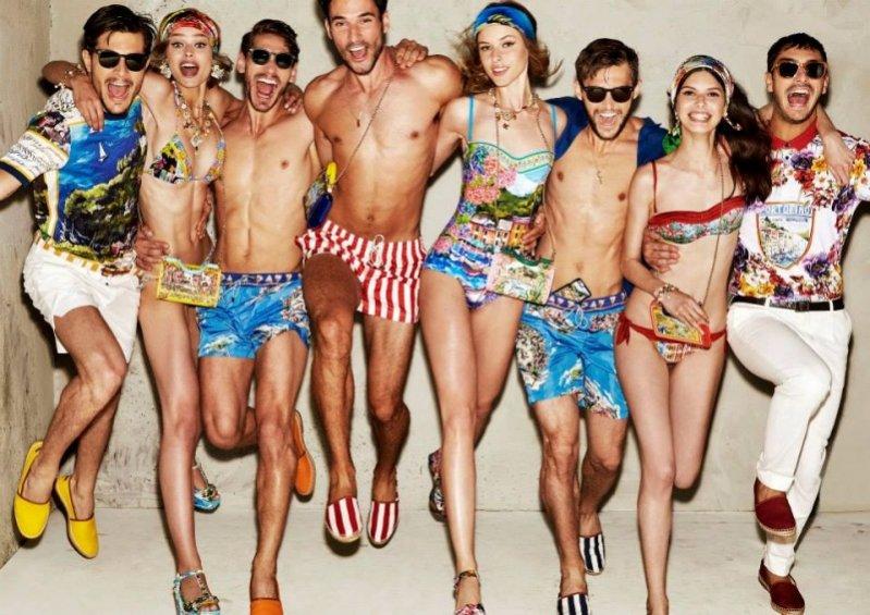 1. Limitowana kolekcja Portofino Dolce&Gabbana