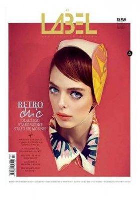 LABEL MAGAZINE #8 - WIOSNA  2014