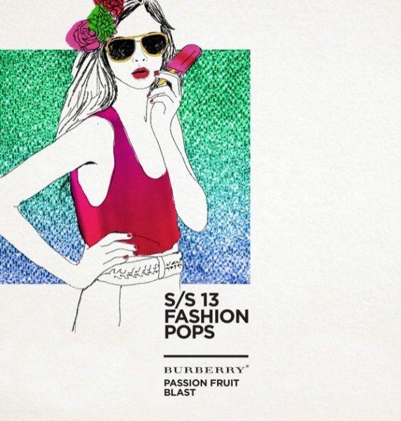 "projekt ""s/s 13 Fashion Pops"" Lary Atkinson"