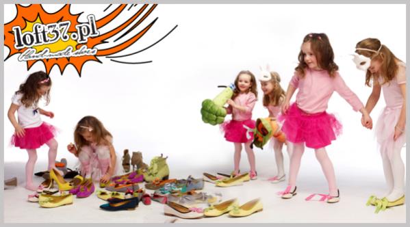 Jaka matka, taka córka - kolekcja butów Loft 37 na sezon wiosna lato 2012 dla dzieci