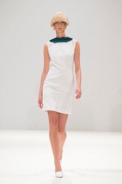 London Fashion Week – Krystof Stróżyna – pokaz kolekcji na sezon wiosna lato 2014