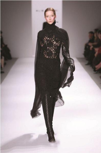 Kolekcja Elie Tahari na sezon jesień zima 2011