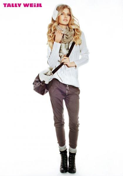 Lookbook kolekcji Tally Weijl na sezon jesień zima 2011