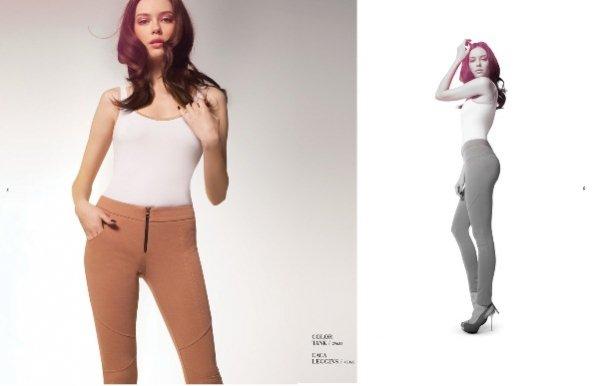 Edyta Zając w kampanii Gatta Bodywear na sezon wiosna lato 2012