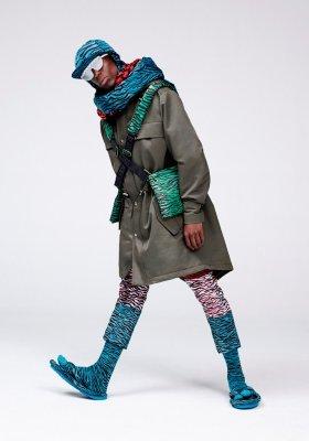 KENZO x H&M – LOOKBOOK