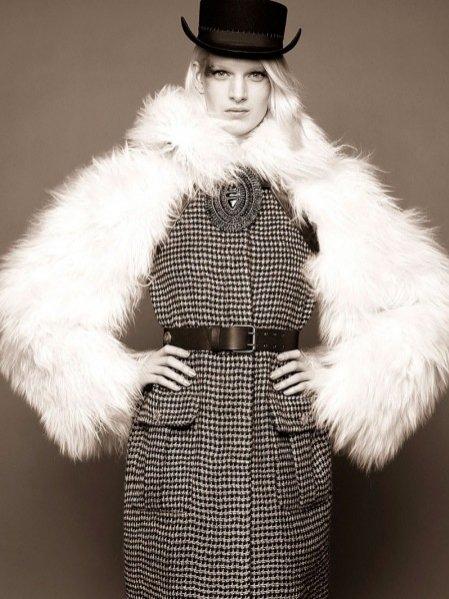 1. Chanel - pre-fall 2014 -  lookbook kolekcji Paris-Dallas