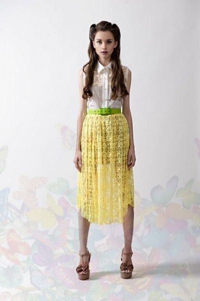 Kolekcja Katarzyny Góreckiej wiosna lato 2012