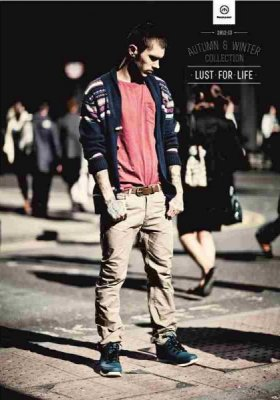 LUST FOR LIFE – LOOKBOOK MARKI HOUSE NA SEZON JESIEŃ ZIMA 2012/13
