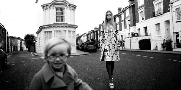 1. Lottie Moss dla Dazed&Confused luty 2014