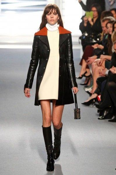 1. Louis Vuitton - kolekcja jesień zima 2014/2015