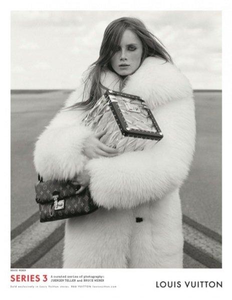 1. Kampania Louis Vuitton jesień zima 2015/2016
