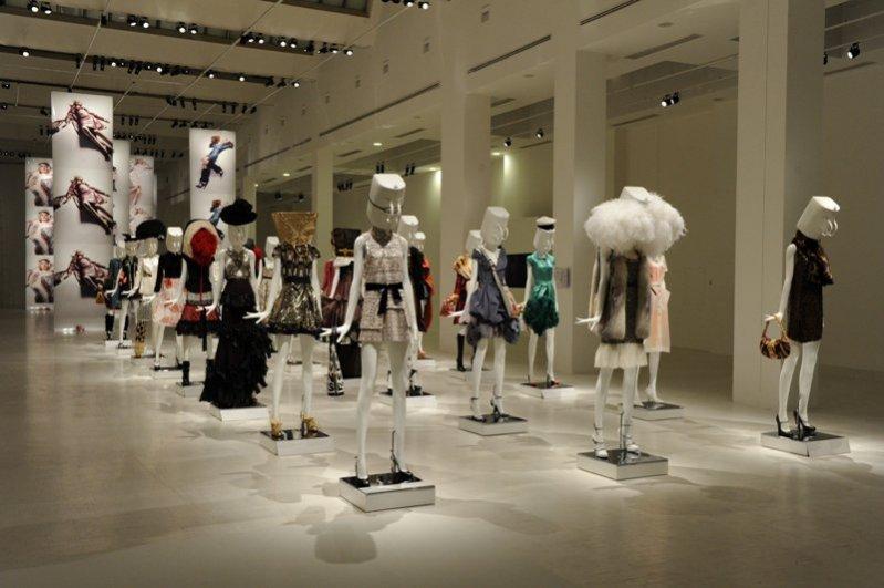 Wystawa Louis Vuitton: The art of Fashion