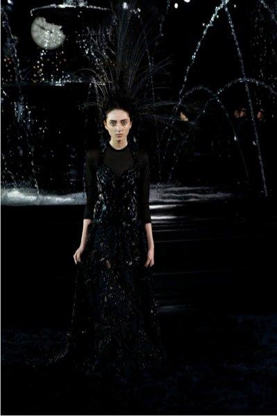 1. Louis Vuitton - kolekcja wiosna lato 2014