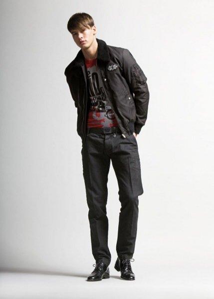 Lookbook kolekcji Love Moschino jesien zima 2012/13