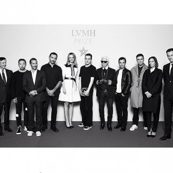 Thomas Tait zwycięzcą LVMH Young Fashion Designer Prize