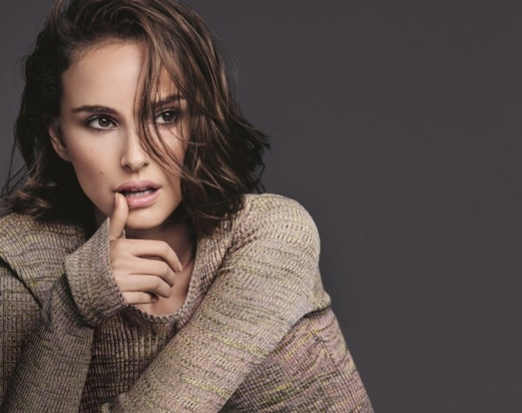 Natalie Portman - ambasadorka marki Dior