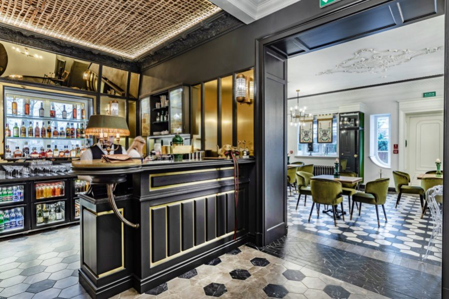 Hotel Traugutta3 - restauracja