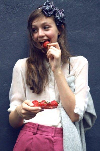 1. Maddie Kulicka z Model Plus - kwestionariusz LAMODE.INFO