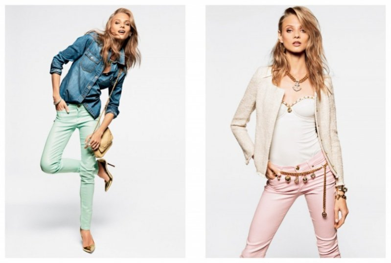 Juicy Couture lookbook wiosna lato 2013