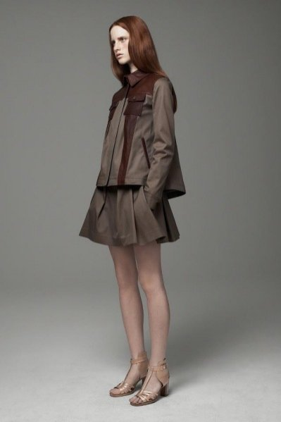 Magda Jasek - lookbook Thakoon pre fall 2013