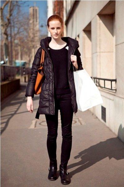 Magda Jasek - moda uliczna w Paryżu