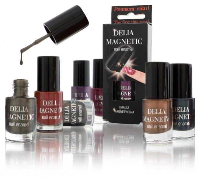 magnetyczne lakiery do paznokci Delia Cosmetics - 7 ml - 16,40 PLN