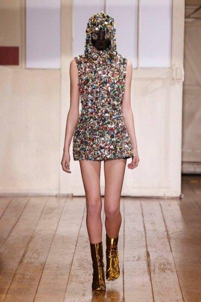 1. Maison Martin Margiela - kolekcja haute couture wiosna lato 2014