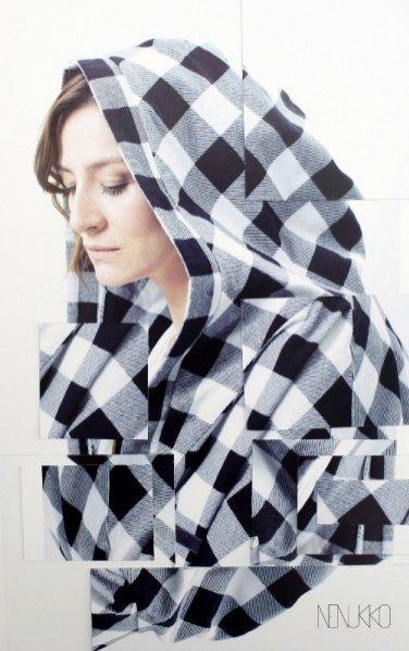 1. Maja Ostaszewska twarzą kolekcji Nenukko wiosna lato 2014