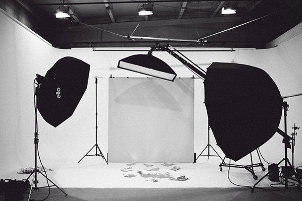 1.  Malevich - backstage sesji wizerunkowej