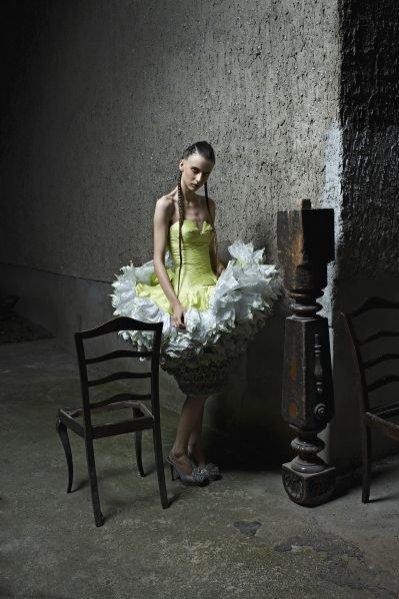 Lookbook kolekcji Małgorzaty Dudek wiosna lato 2012