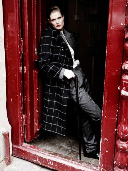 Małgosia Bela dla Antidote Magazine jesień/zima 2013