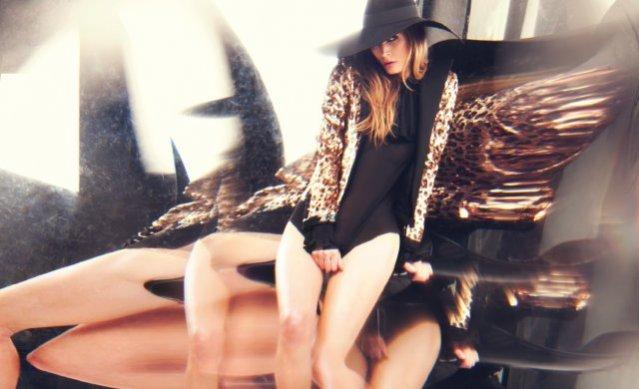 Małgosia Bela w Muse Magazine wiosna 2013