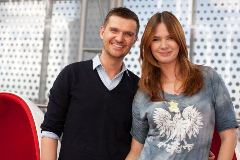 Maciej Zień i Karolina Malinowska - eksperci Siemens FreshLook