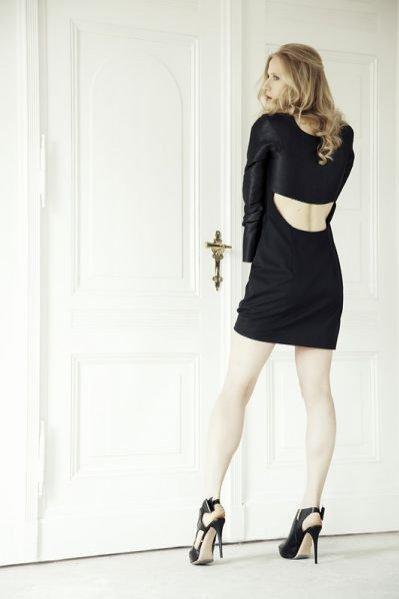 Wine Couture – kolekcja Moniki Maciejek na sezon jesień zima 2011