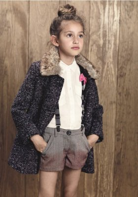 MANGO KIDS - LOOKBOOK JESIEŃ ZIMA 2014/2015