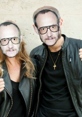 KATE MOSS I TERRY RICHARDSON W KAMPANII MANGO