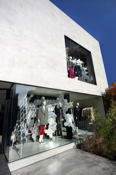 Butik Isabel Marant w Seulu