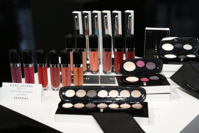 pierwsza kolekcja kosmetyków Marc Jacobs